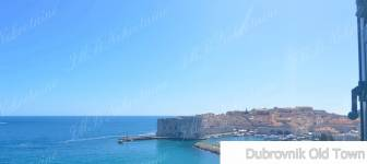 Apartment of 38 m2 with a view of Old Town, open sea and islands - Dubrovnik