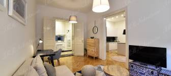 Donji Grad 54 m2 beautiful refurnished flat in the center od Zagreb