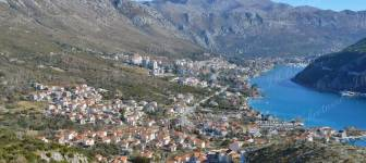 Building land of app. 500 m2 on attractive position near Dubrovnik