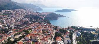 Attractive building land of 1050 m2 on great position in Dubrovnik
