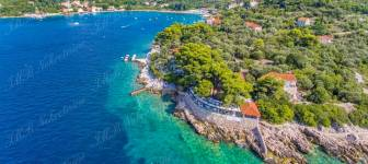 House in greenery with beautiful sea view - Dubrovnik islands