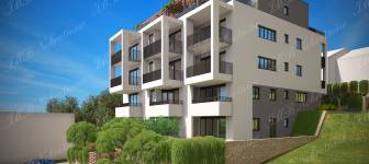EXCLUSIVE NEW BUILDING! Smaller apartments with panoramic sea view - Dubrovnik