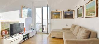 Apartment of 55 m2, two bedrooms, sea view - Dubrovnik