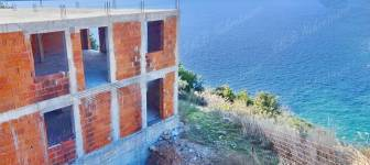 House 208.96 m2 under construction first row to the sea - Dubrovnik