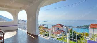 House of ​​284 m2 + 33m2 garage with a sea view - Dubrovnik area