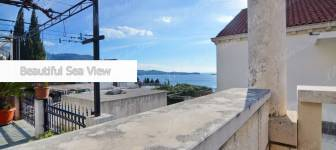 Detached house app. 540 m2 with sea view - Dubrovnik area