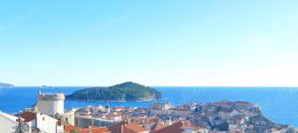 House of app. 200 m2 with open view of the Old Town and sea - Dubrovnik Ploče