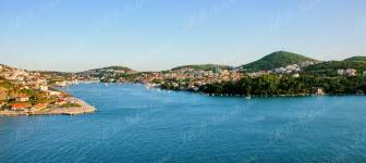 Building land of 800 m2 with panoramic sea view - Dubrovnik