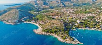 Building land 1750 m2 - Dubrovnik surrounding