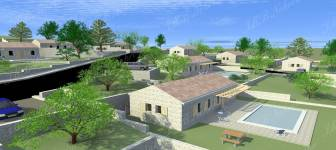 Building plot 18.500 m2 in Dubrovnik area