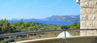Apartment of 55,85 m2 with panoramic sea view - Dubrovnik surrounding