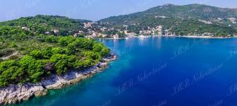 Building land/project of 820 m2 with a sea view - Dubrovnik surrounding