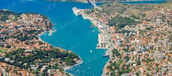 Business building area of 326,90 in Dubrovnik