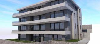 New-building apartments in Dubrovnik, 58-106 m2 with a sea view
